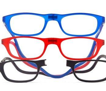 gafas con imán nasal para lectura