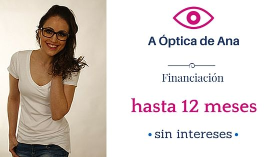 Cartel anunciando financiación de hasta 12 meses sin intereses.